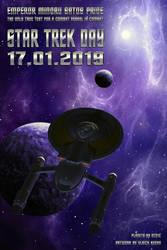 STAR TREK Day - 2019 by ulimann644
