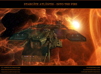 STARGATE-ATLANTIS: Wallpaper - Thank you !! by ulimann644