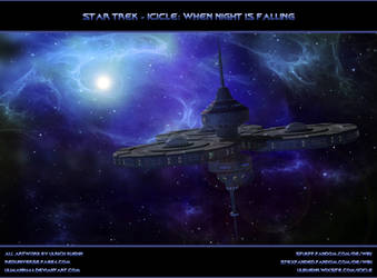 STAR TREK - ICICLE: When night is falling by ulimann644