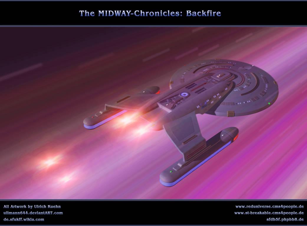 STAR TREK: The MIDWAY-Chronicles - Backfire