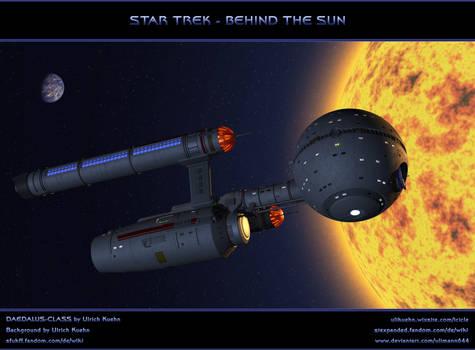 STAR TREK - BEHIND THE SUN