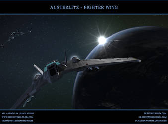 STARGATE-ATLANTIS: AUSTERLITZ - Fighter-Wing by ulimann644