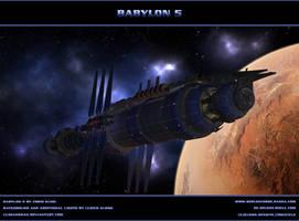 BABYLON 5 by ulimann644