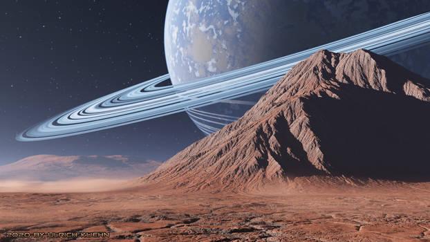 TERRAGEN: Ring-Planet 01