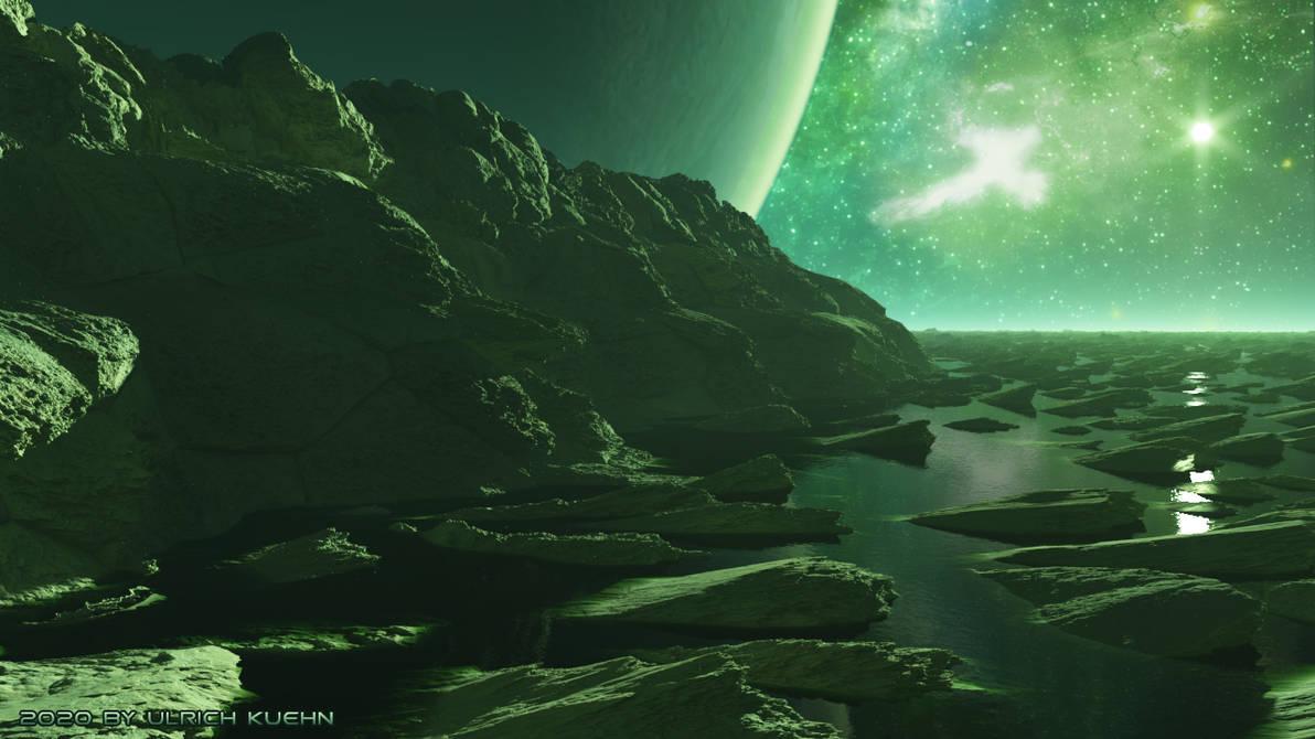 TERRAGEN: Alien-Planet 01