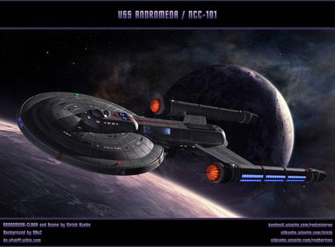 STAR TREK - AFTERMATH: USS ANDROMEDA / NCC-101