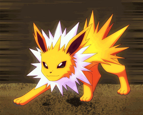 how to get jolteon in pokemon moon