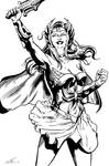 She-Ra inks