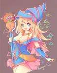Dark Magician girl - Yugioh
