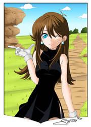 Blue - Pokemon Special-Adventure by Saikiny