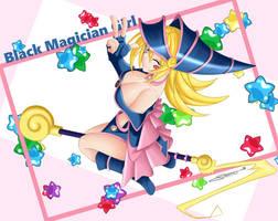 Yu-Gi-Oh! - Black Magician Girl