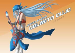 Celesta Oujo - Justice Striker