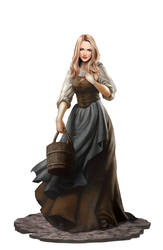 Elene Cromwyll by Vynthallas