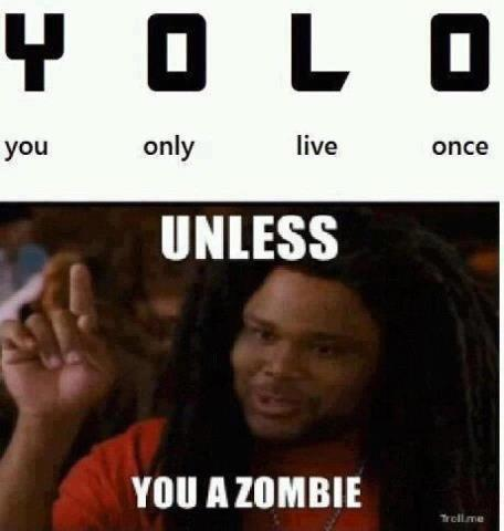 yolo zombie by fastrapper103