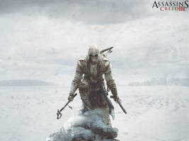 Wallpaper Assassin's Creed 3 [2] by Alex--design