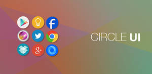 Circle UI (Apex / Nova Launcher Theme) by Alex--design