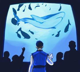 Aquarium by wilsonmaan