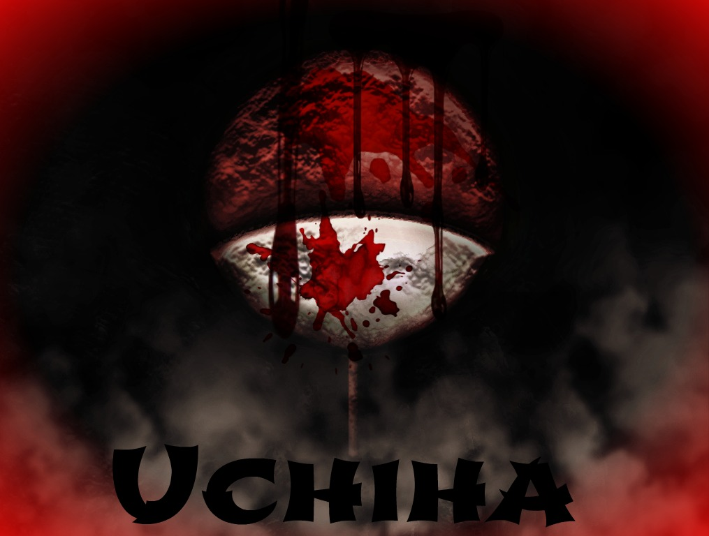 Uchiha clan lo  Uchiha Clan Symbol Wallpaper