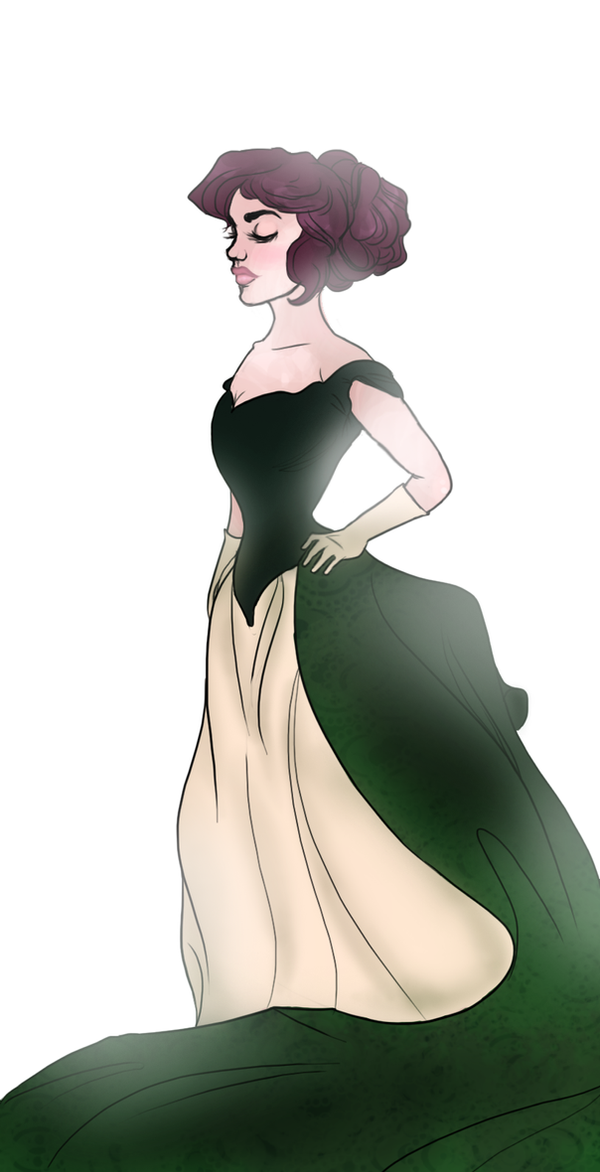 Ruth by Demonic-Fantasy