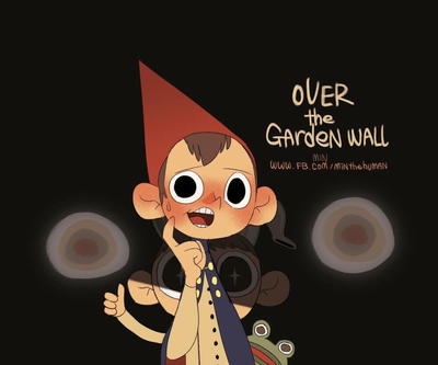 Over the garden wall by MINthehuman