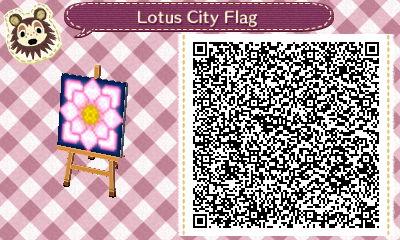 Lotus Flag by Furawa-sama
