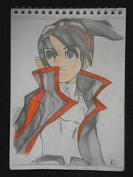 Ryu - BoF V by Furawa-sama