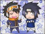 CM - Obito and Sasuke