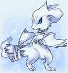 Pokemon-Reshiram chibi