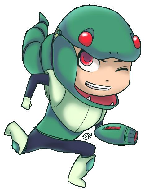 CM: Snakeman by FancyPancakes