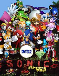 Sonic Pepper's