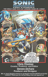 Sonic Revised: Issue 3, Part 1