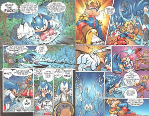 Sonic Revised: Issue X, Part 3