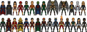 Justice League of America by Alexander514