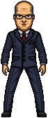 Mayor Quincy Sharp