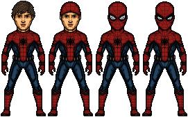 Spider Man by Alexander514