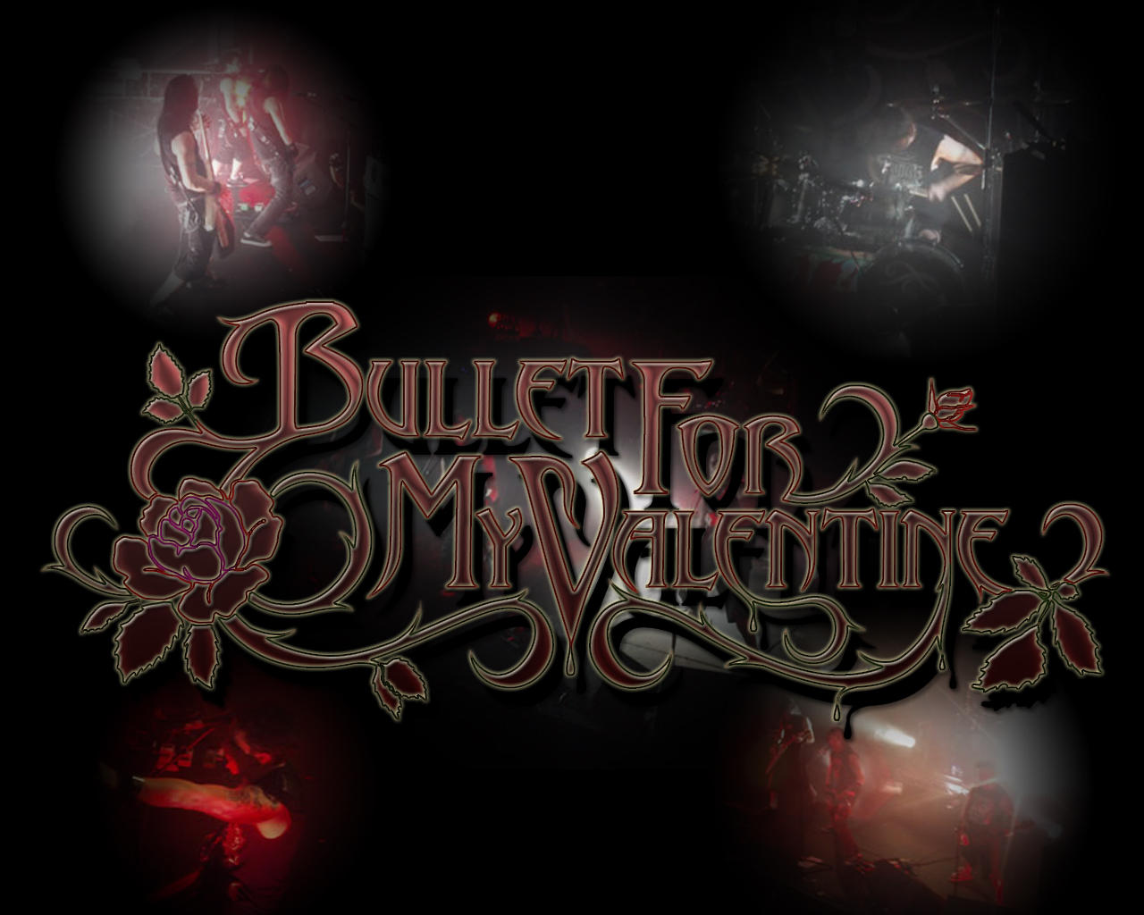 bullet for my valentine wallpaper tears dont fall
