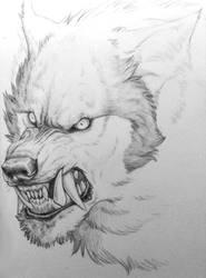 Wuff face by ManicShadow