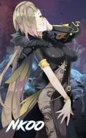 Blade and Soul:NKOO by Jirafuru