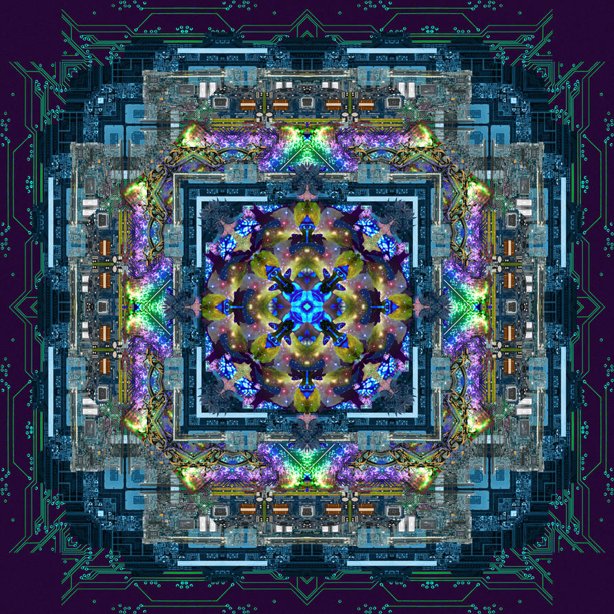 Quantum Prismatic Fluctuations by chelox