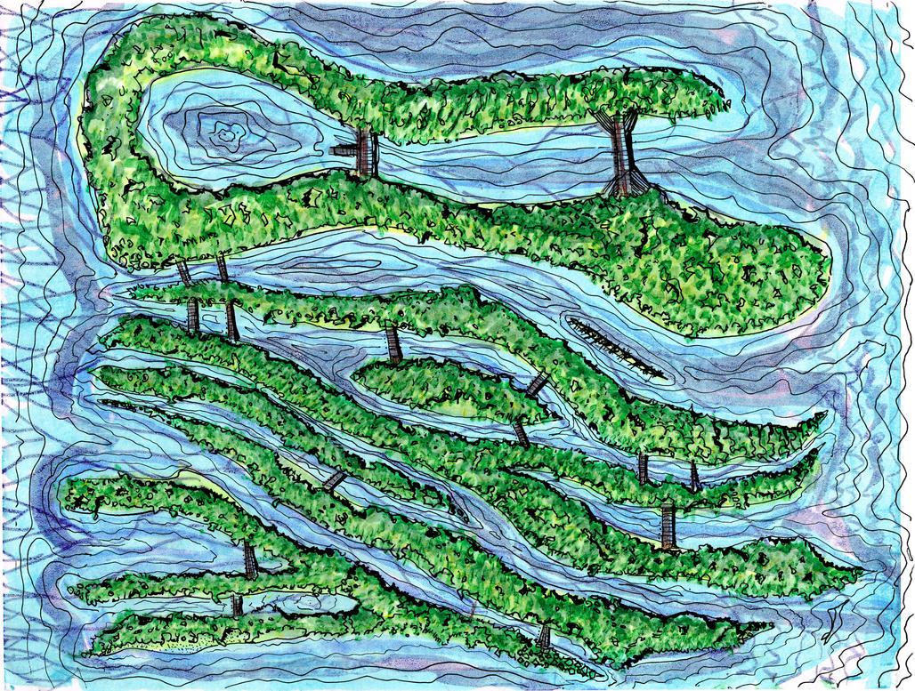 Aguas de amazonias by chelox