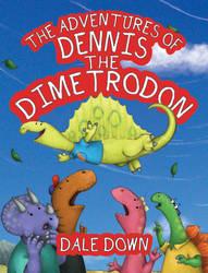 Dennis the Dimetrodon by Mablox