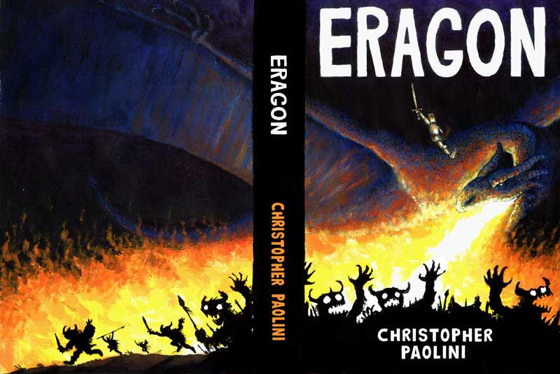 Eragon Book Cover Art : The lion is a bookworm judging books by their covers eragon