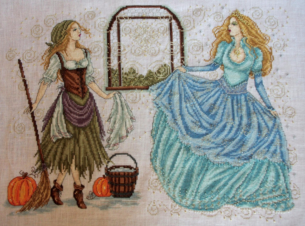 Cinderella by Tishounette