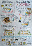 Choc Chip Cookies Recipe by Tishounette