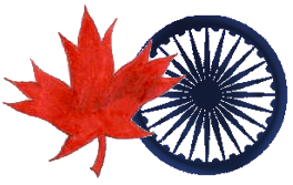 Can-India -Combined flag symb. by rohinadalja