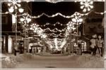 Christmas in the city by MajorSamCarter