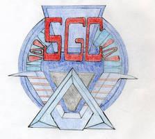 SGC logo by MajorSamCarter