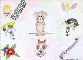 Cartoon network stuff by MajorSamCarter