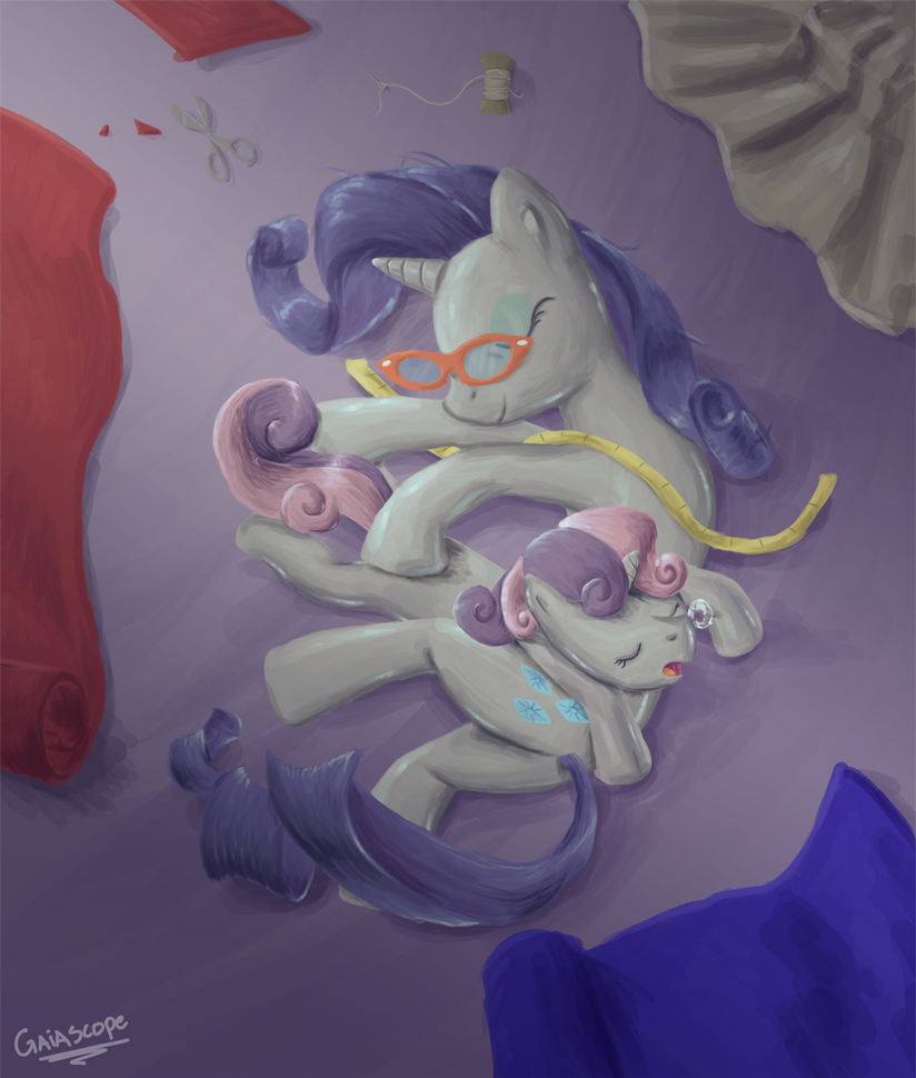 Good Night Rarity by Gaiascope