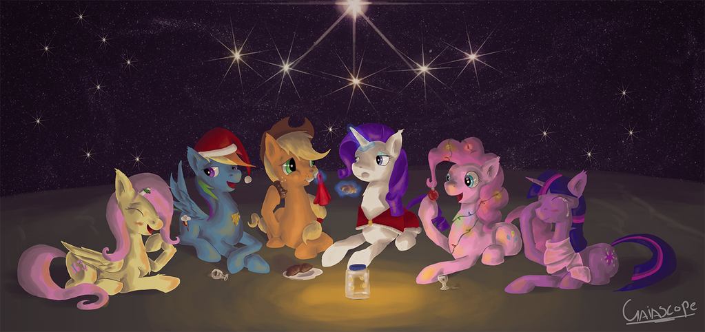 Circle of Friendship by Gaiascope